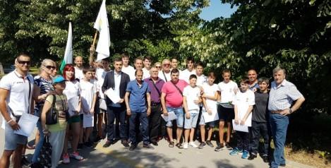Варна отбеляза Международния ден на олимпизма