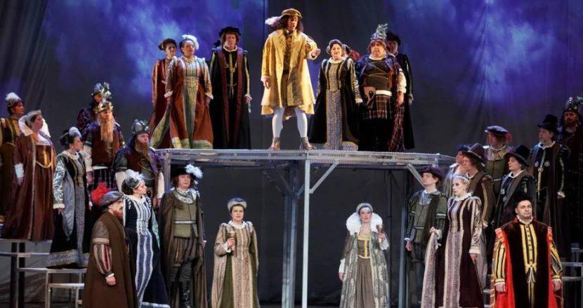 Две оперни премиери идната седмица във Варна
