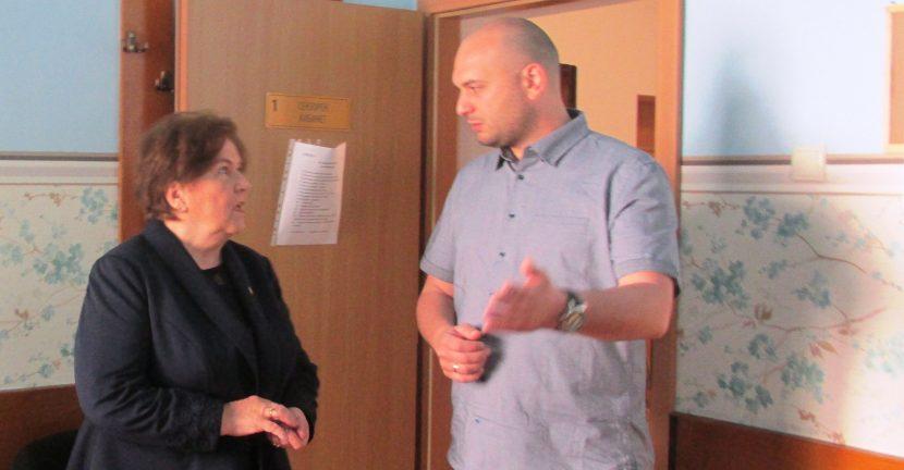 Павел Христов посети Междупоколенчески център за работа с деца и възрастни хора