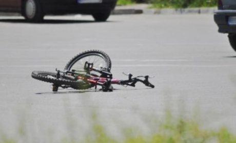Опел блъсна велосипедист във Варна
