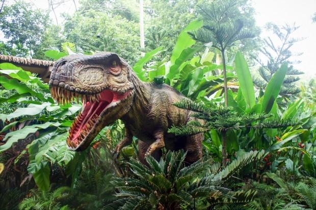 """""""Живите динозаври"""" гостуват от днес във Варна"""