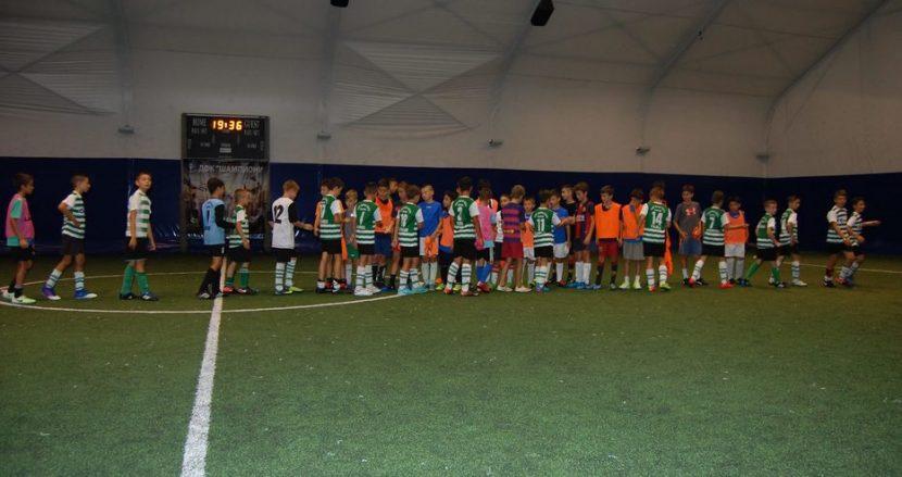 Футболен празник в академията на Благовест Марев (Снимки)