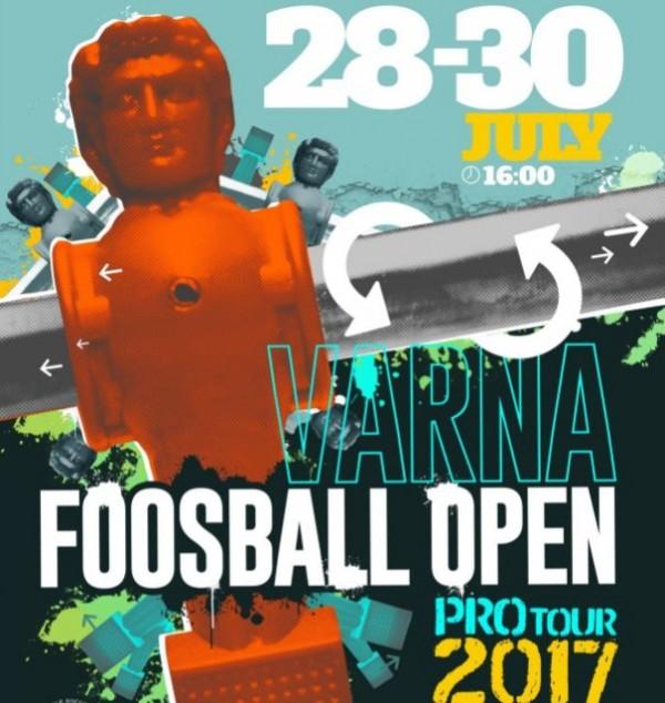 Интернационална джага превзема центъра на Варна