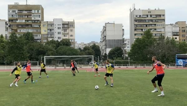 Двама контузени в Черно море, младок се присъедини към отбора