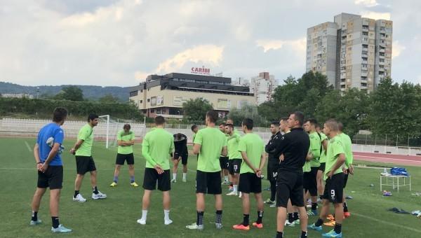 Черно море започна подготовка за мача с Дунав