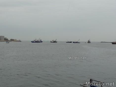 Няма опасност замърсяването с мазут да достигне Северното Черноморие