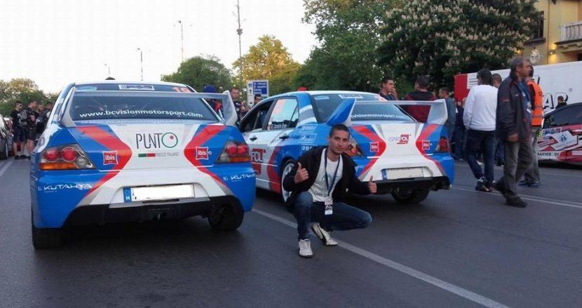 Младо момче от Варна търси спонсори, за да осъществи мечтата си да стане автомобилен състезател