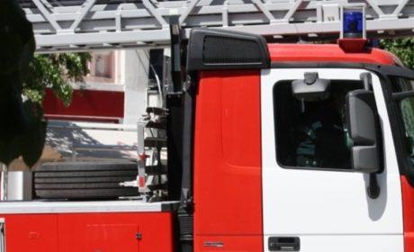 Редица сигнали за пожари във Варна и областта
