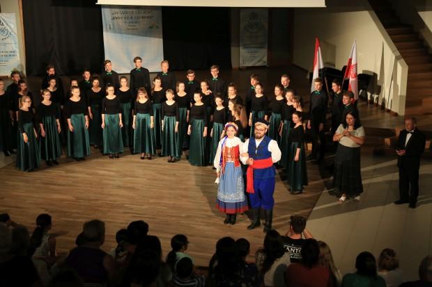 """Полша с първо място сред хоровите колективи във фестивала """"Заедно в 21 век"""""""