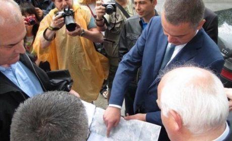 """Изграждат """"детелина"""" на магистрала """"Хемус"""" край Игнатиево"""