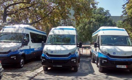 Специализираният транспорт за хора с увреждания във Варна е недостатъчен