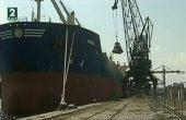 Близо половин милион тона зърно са изнесени през Пристанище Варна