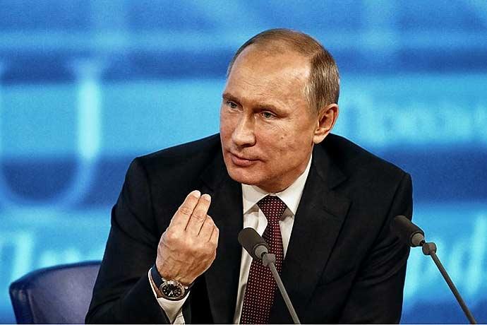 Путин официално се впусна в президентската битка в Русия