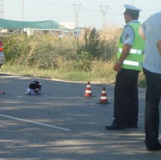 """Дядо с """"Тойота"""" отне предимство, велосипедисти се нанизаха в колата му"""