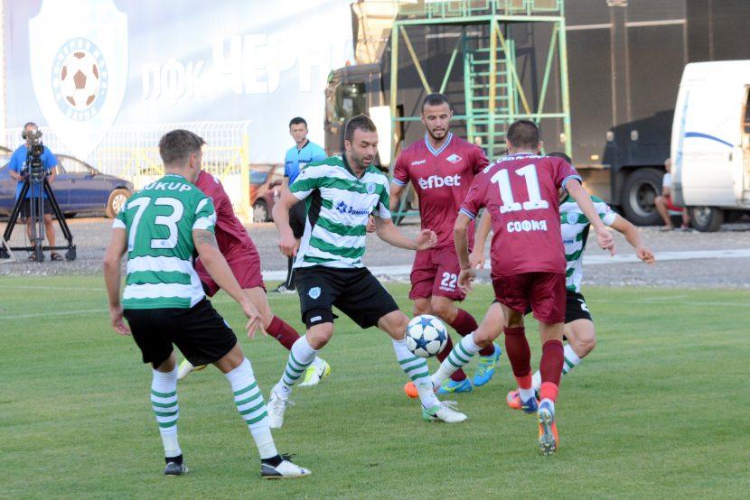 Два отменени гола и първа загуба на Черно море за сезона (видео)