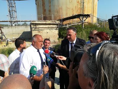 """До броени дни започва утилизацията на тежките фракции от бившия завод """"Полимери"""""""