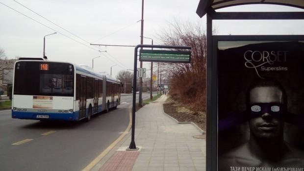 Екшън на спирка! Въргал между автобусни шофьори във Варна