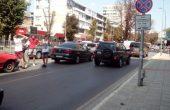 Катастрофа затруднява трафика по бул.