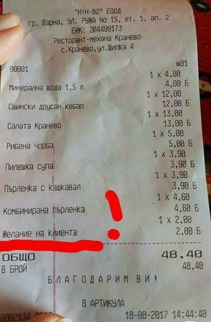 """КЗП: До 3000 лв. глоба за таксата """"Желание на клиента"""" в Кранево"""