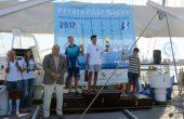 Министър Кралев награди победителите в регата Порт Варна 2017