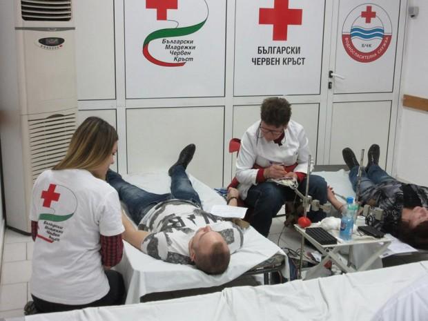 Младежи ще даряват кръв по време на фестивала FUNCITY+