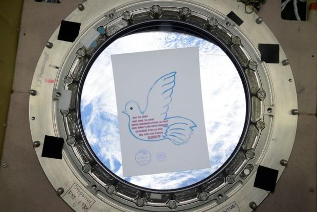 """Посланието на """"Камчия"""" за мир вече е в Космоса"""