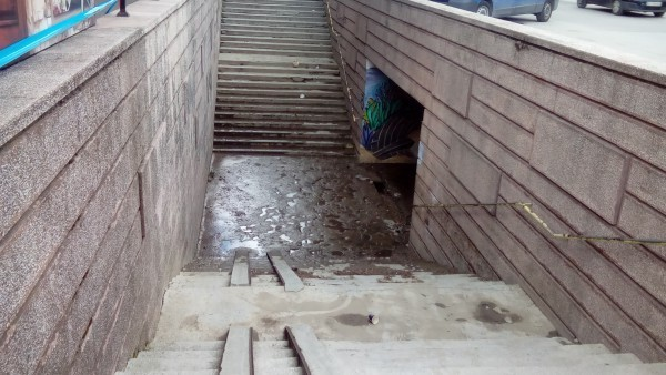 Ремонтират три подлеза във Варна
