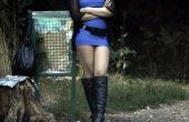 Хванаха проститутка в крачка край Варна