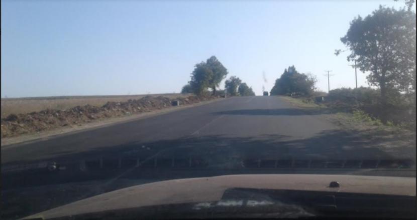 Читател: Ремонтът по пътя Варна – Добрич върви много добре