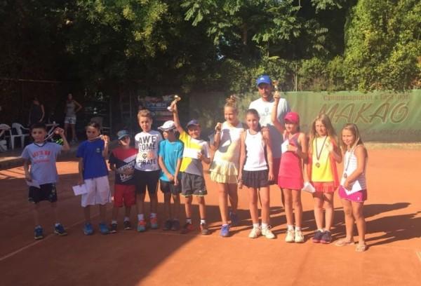 Малка тенисистка от Варна спечели титла в родния си град