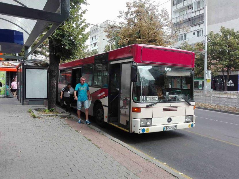 Автобус причини травма на възрастна жена във Варна! Вижте какво се случи!