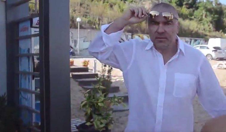 "Скандално парти на плаж ""Кабакум"" с Марешки (видео)"