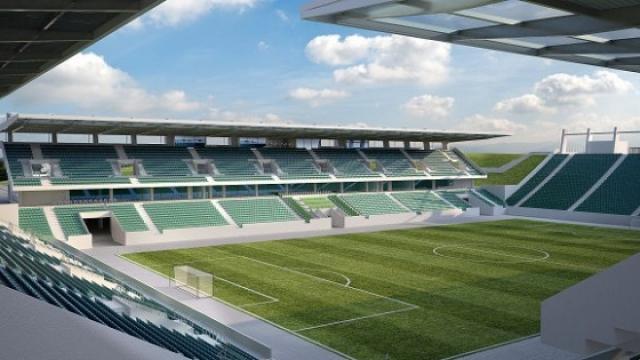 Готови са проектите за три големи спортни комплекса във Варна