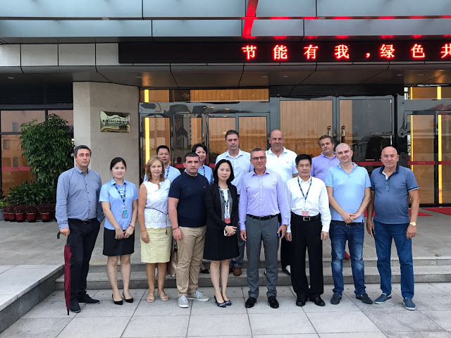 Българската делегация в Китай представи черноморските ни пристанища