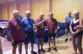 Три отличия за Морските дяволи на държавното по тенис на маса за ветерани