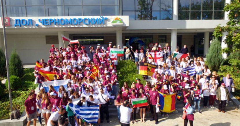 """В """"Камчия"""" започва VІ Международен фестивал на студентите, изучаващи руски език"""