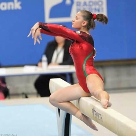 Медалистката от Варна Памела Георгиева отива на Световното