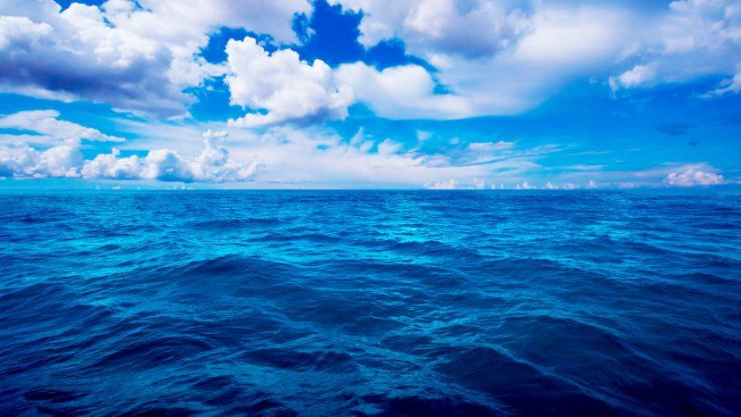 Морската вода бетонира кръвното