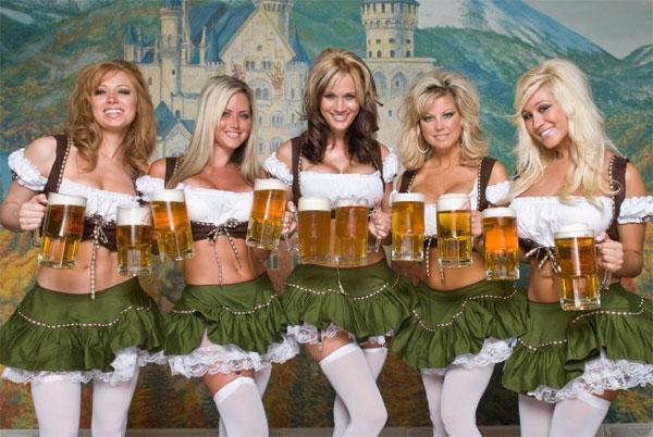 Октоберфест –  бира и красиви жени в Аспарухово
