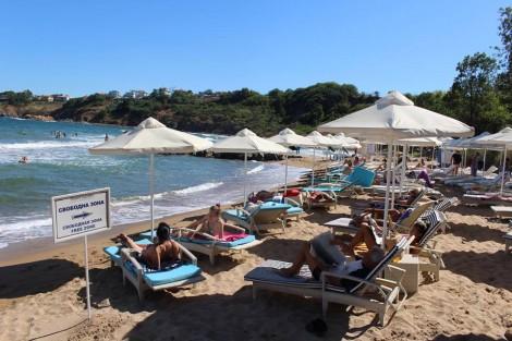 Плажният сезон във Варна преминал с малко инциденти