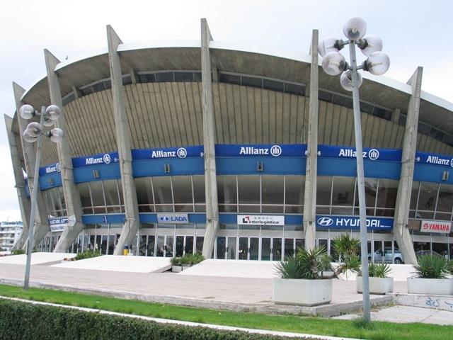 Дворецът на културата и спорта във Варна на 49 години