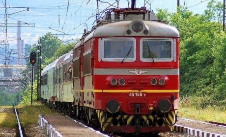 Пътуваме по-бързо с влак от Русе до Варна