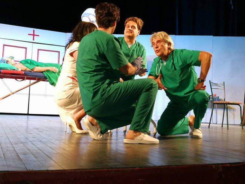 """Комедията """"Операцията"""" събира Орлин Горанов и Мариан Бачев на една сцена"""