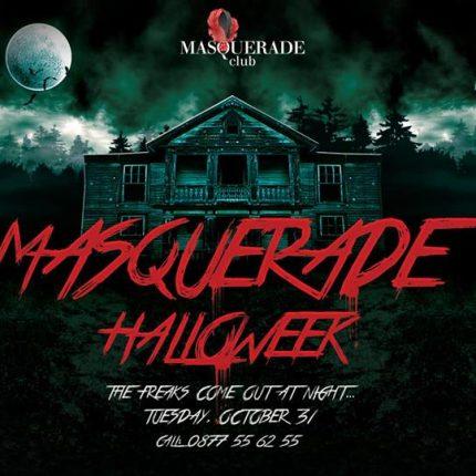 Masquerade HalloWeek