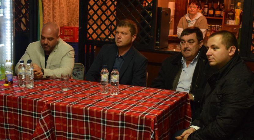 Обединени патриоти и БРСП подкрепят кандидатурата на Георги Тронков за кмет на Община Вълчи дол