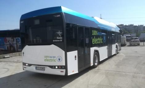 През февруари очакват 15-те нови автобуса за транспорта на Варна