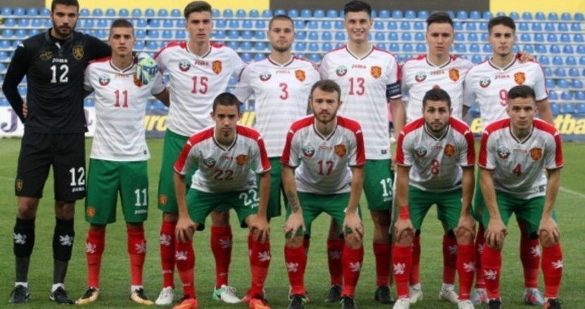 Мартин Костадинов игра 90 минути при равенство на младежките национали