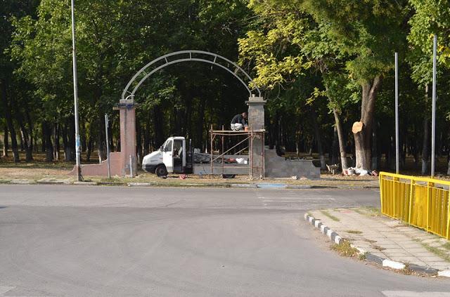 Изграждат възрожденски кът в Девня