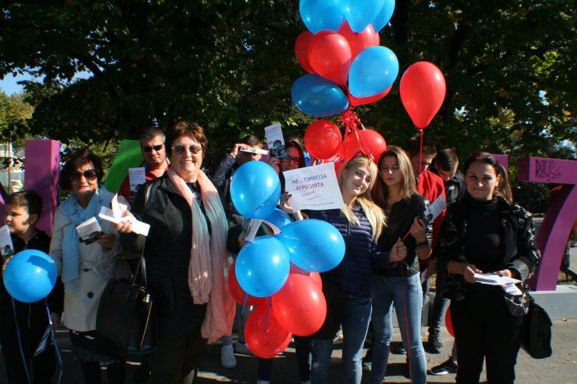 Варненски ученици участват във филм и кампания за превенция на тормоз и агресивно поведение