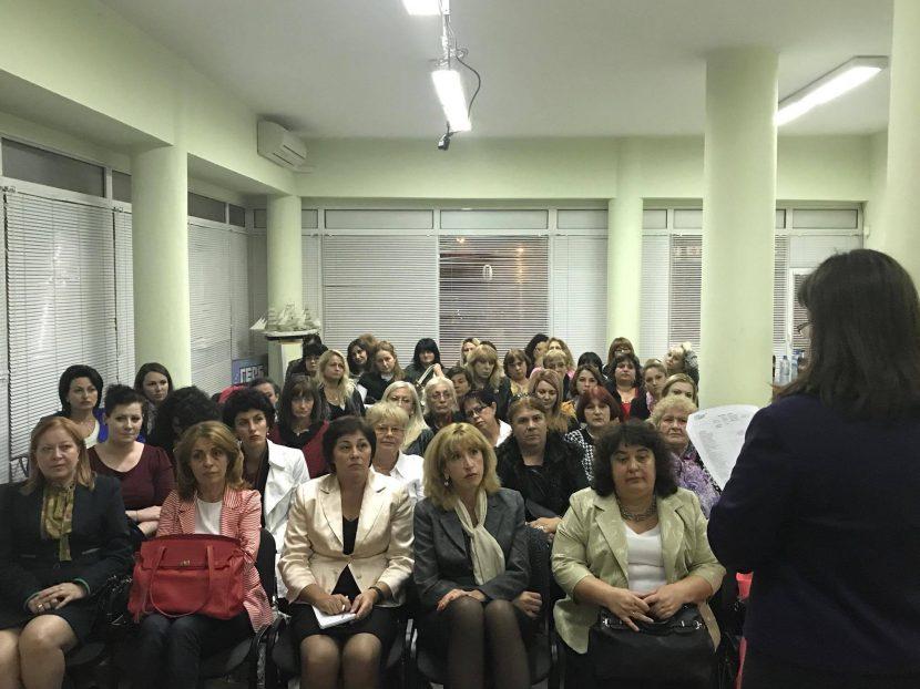 Ирена Соколова, председател на ЖГЕРБ: Икономическият ръст в България е резултат от успешната работа на правителството